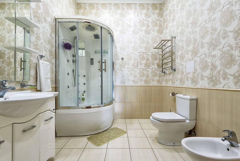 installation de cabine de douche