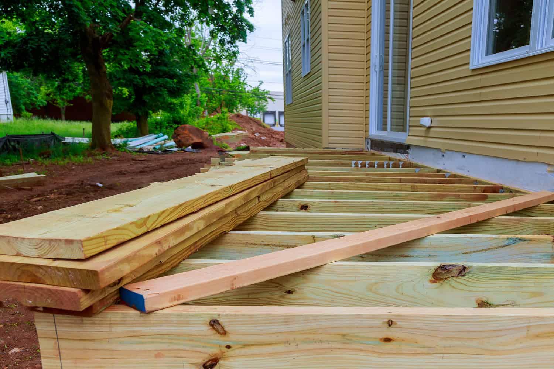 Rénovation de terrasse ou aménagmntdterase