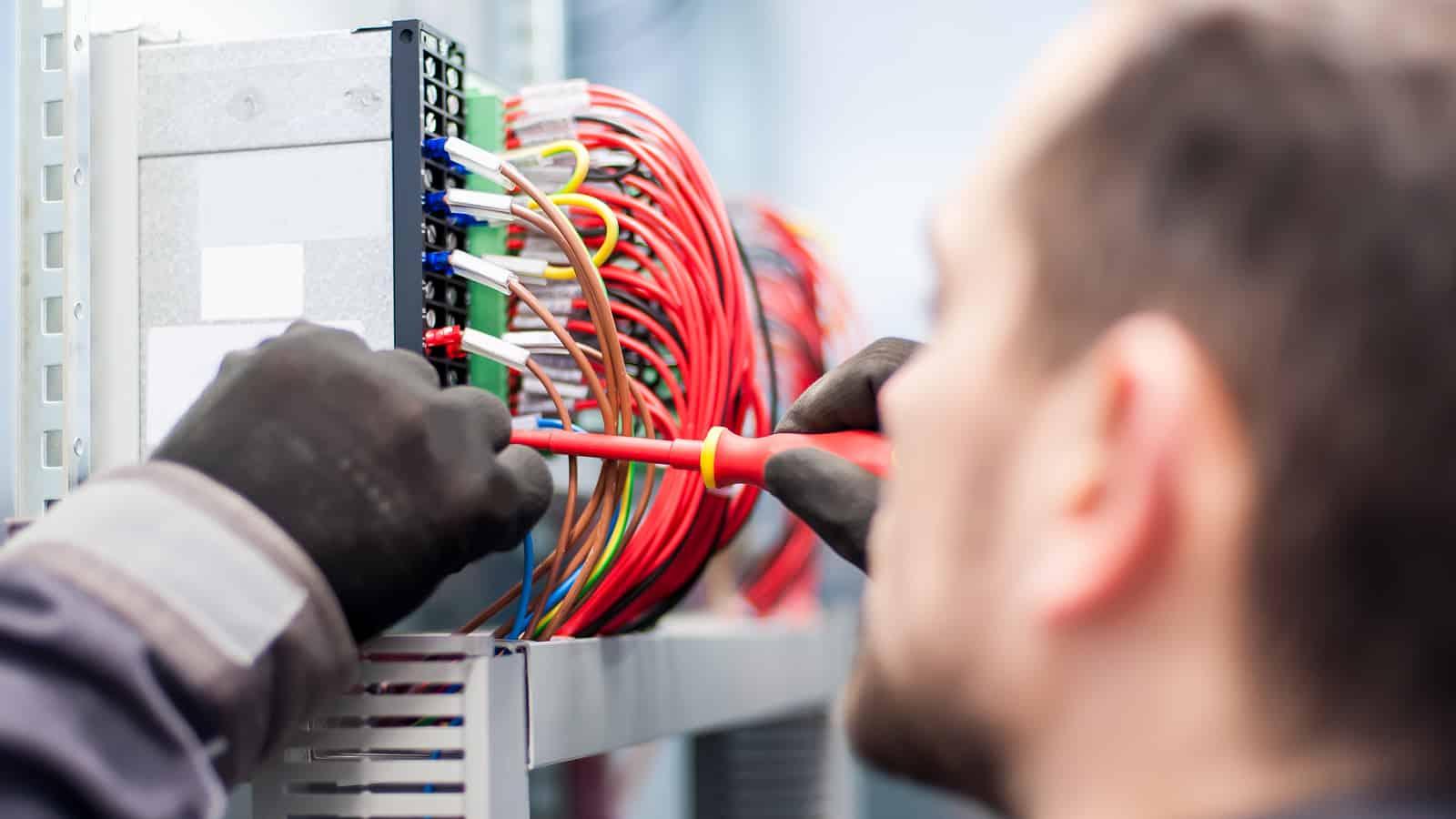 réalisation réseaux électrique